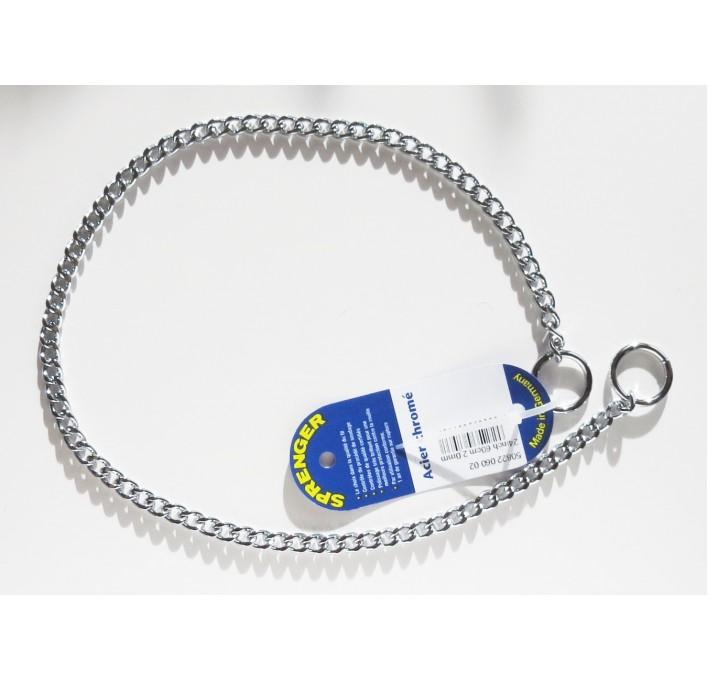 Collar de acero cromado 50822 Herm Sprenger