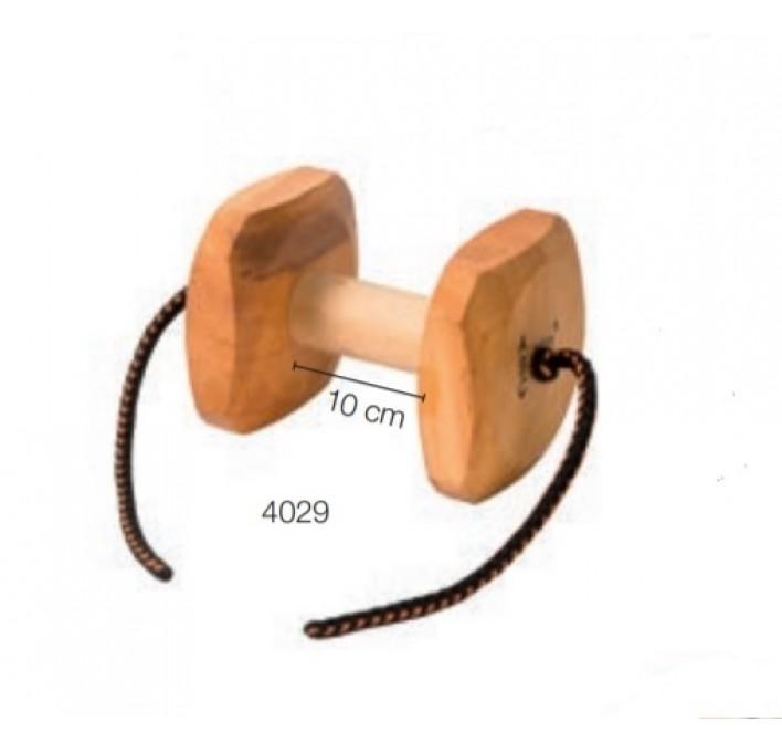 Apport de madera ABC Sport Klin