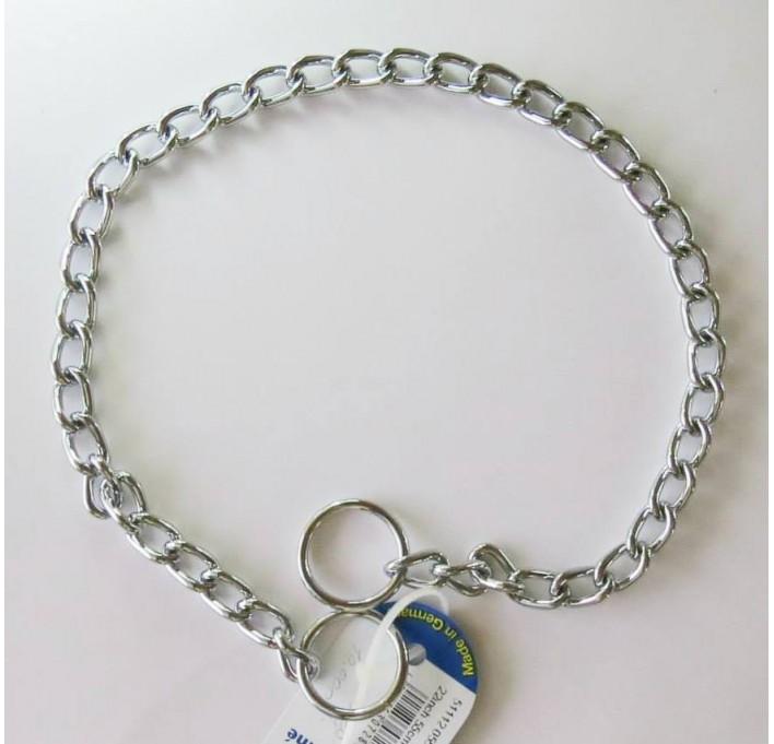 Collar de acero cromado 51112 02 Herm Sprenger