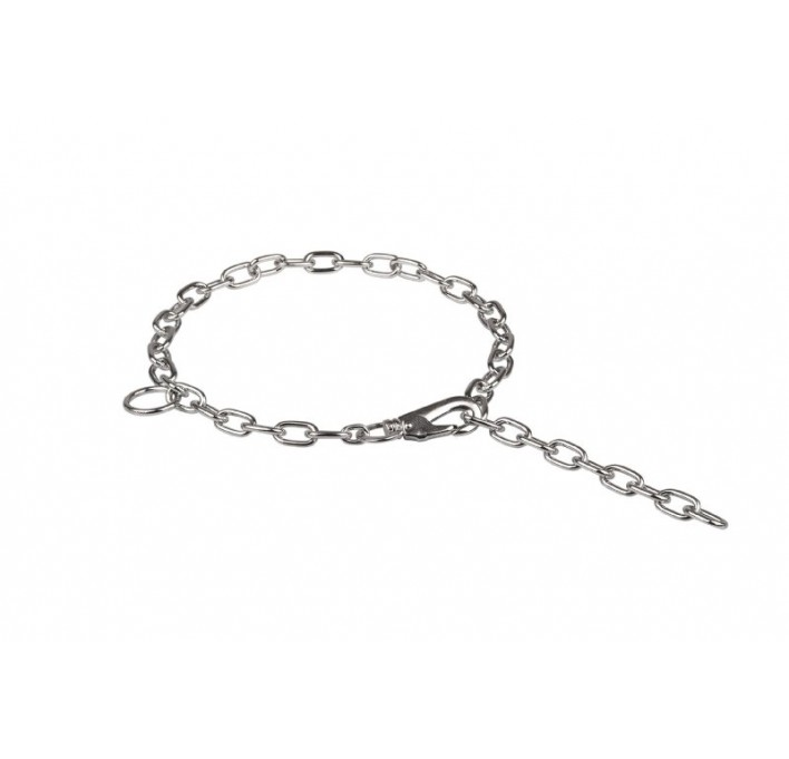 Collar ajustable de acero cromado 51530 Herm Sprenger