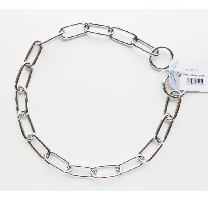 Collar de acero cromado 51661 Herm Sprenger