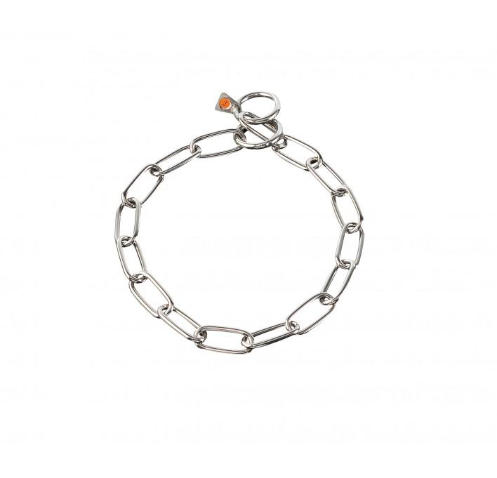Collar de acero inoxidable de 4 mm Herm Sprenger 51663