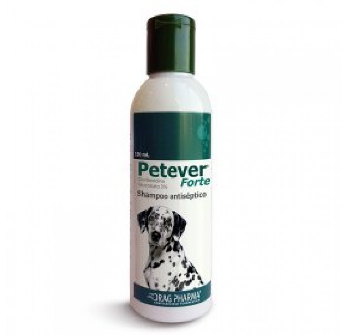 Petever shampoo