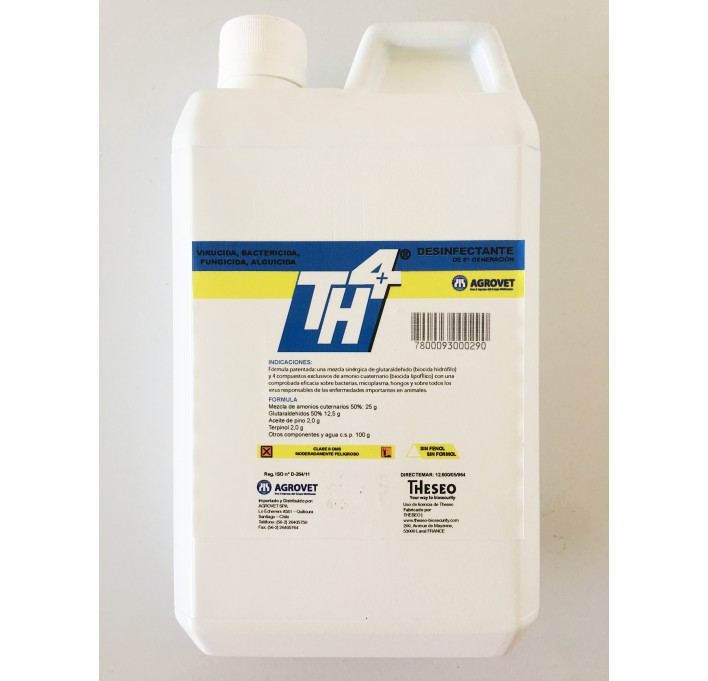 Desinfectante TH4